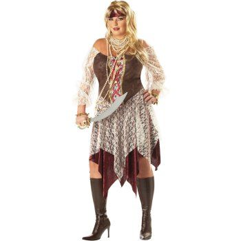 Plus Size Adult Halloween Costumes   Adult Plus Size Costume Ideas