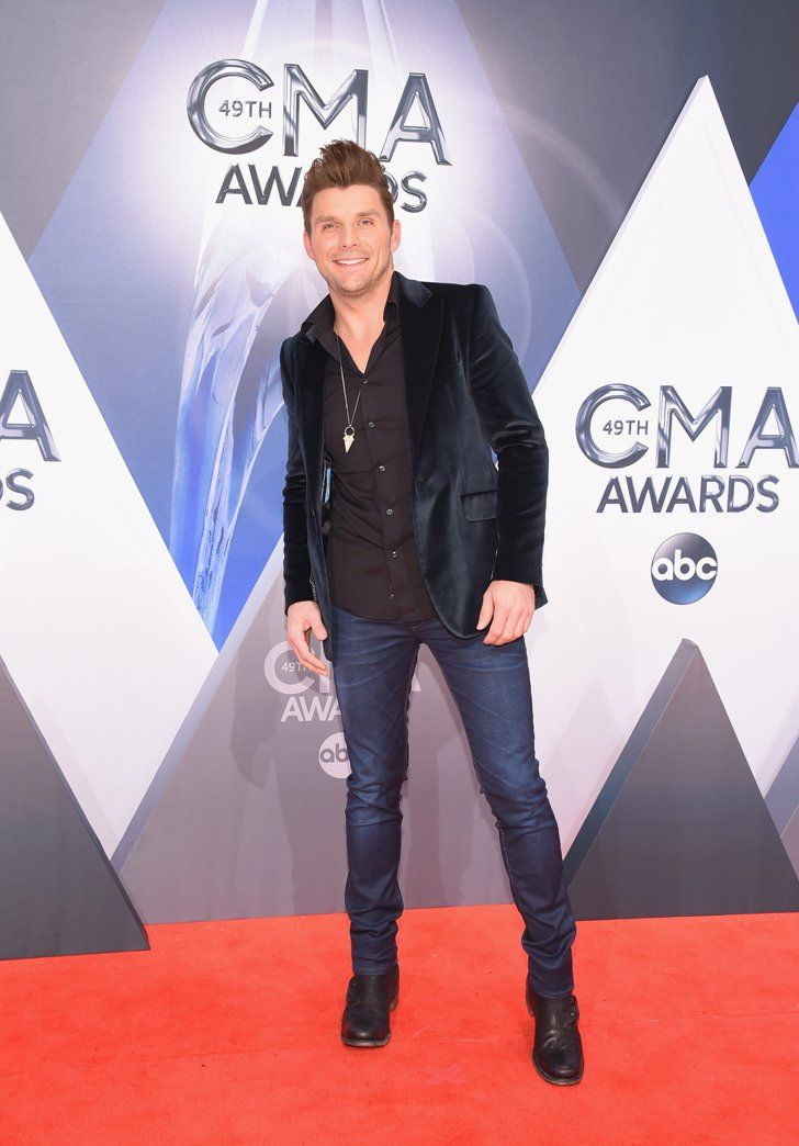 Pin for Later: See All the Stars on the CMA Awards Red Carpet! Robby Johnson