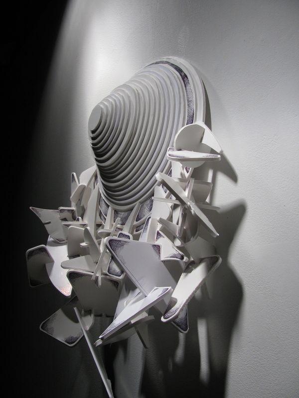 Best foam core sculpture images on pinterest art