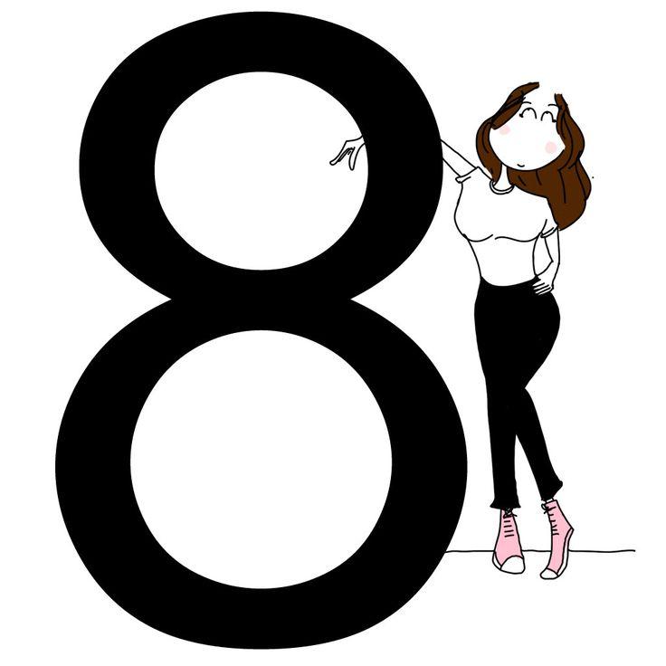 Morphologie en 8 : découvrez tout ce qu'il faut savoir sur la morphologie en 8...