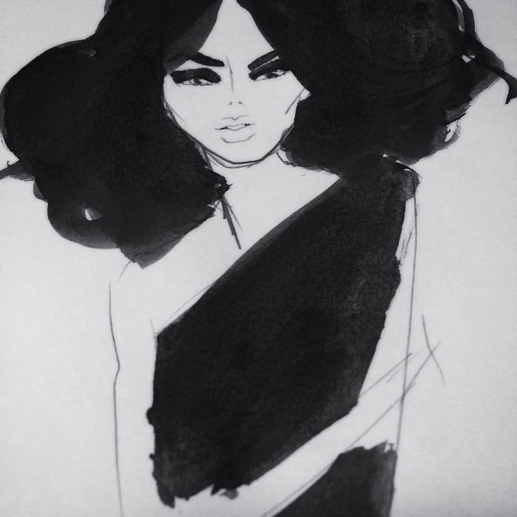 #model #fashionillustration #design #fashionportfolio #fashion #art