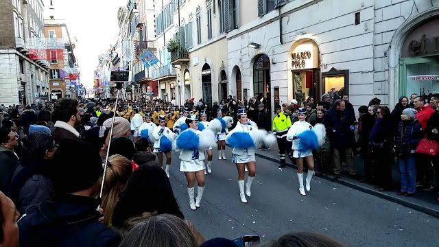 Capodanno a Roma: Ecco il programma della Rome New Year's Parade!  Il Blog di Fabrizio Falconi: Capodanno a Roma: Ecco il programma della Rome New...