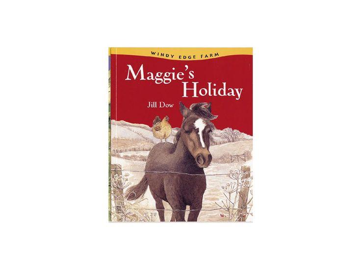 Maggie's Holiday. Autor: Jill Dow Nakladatelství: Frances Lincoln Children's Books Počet stran: 32 Vazba: Měkká