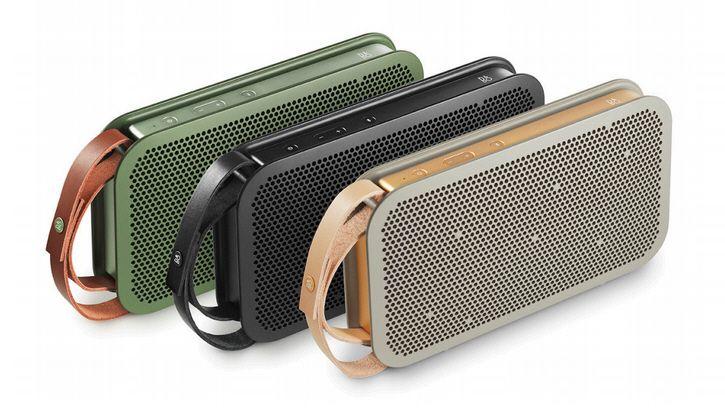 Beoplay A2: ny smuk bærbar højtaler fra B&O Play -