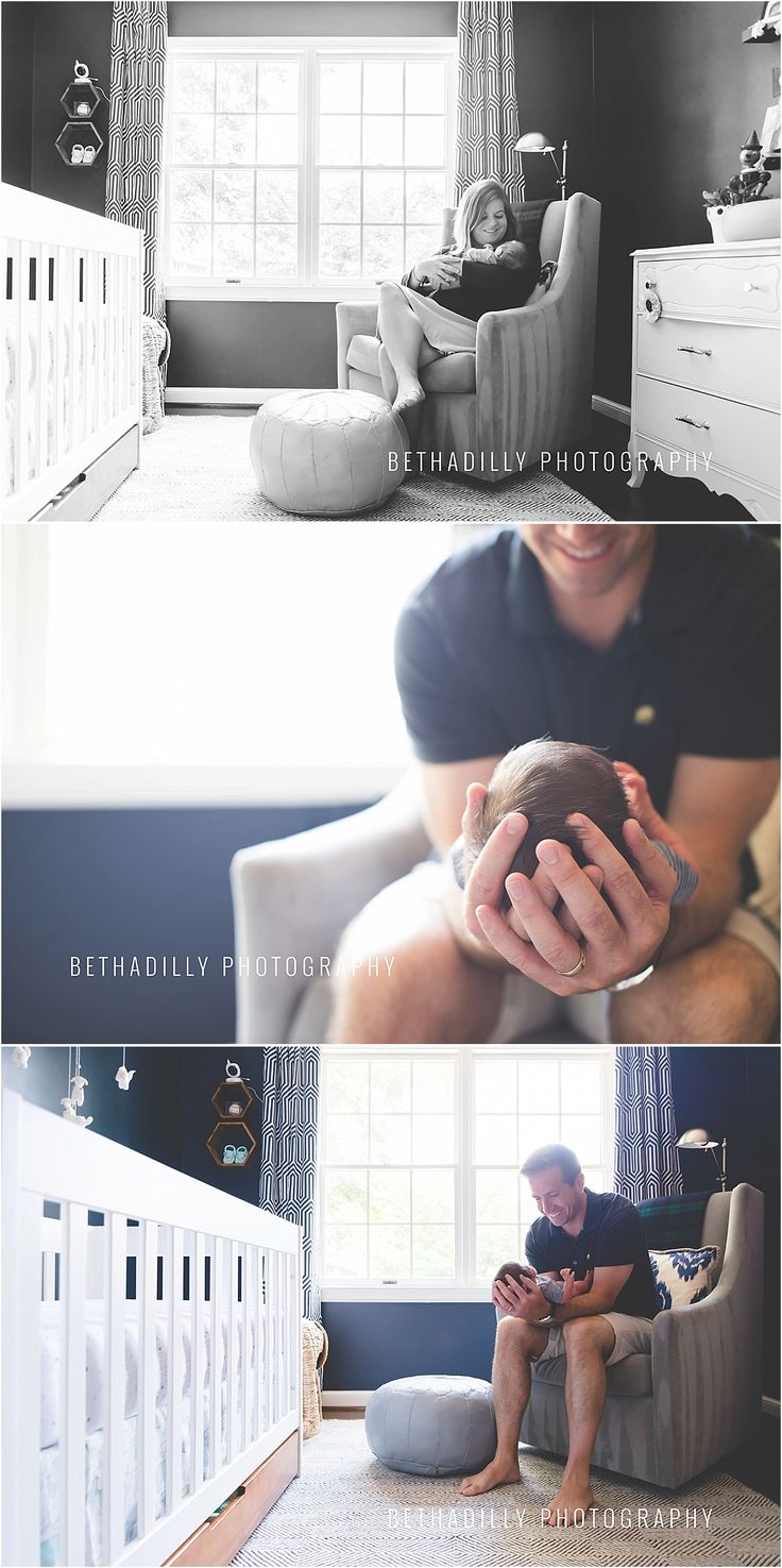 a blissful baby boy | northern virginia lifestyle newborn photographer » beth a-dilly photography | Alexandria VA, Fairfax VA, DC | Family, Children, Maternity, Engagement Photographer