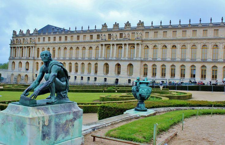 Palace of Versailles - Paris - France