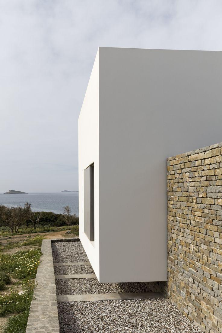 John Pawson, Paros House, Greece