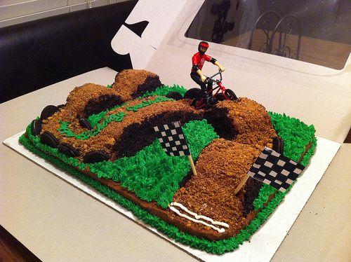 Bmx cake | tigermatt | Flickr