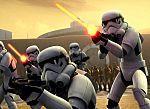 Estreno mundial del tráiler de «Star Wars Rebel»