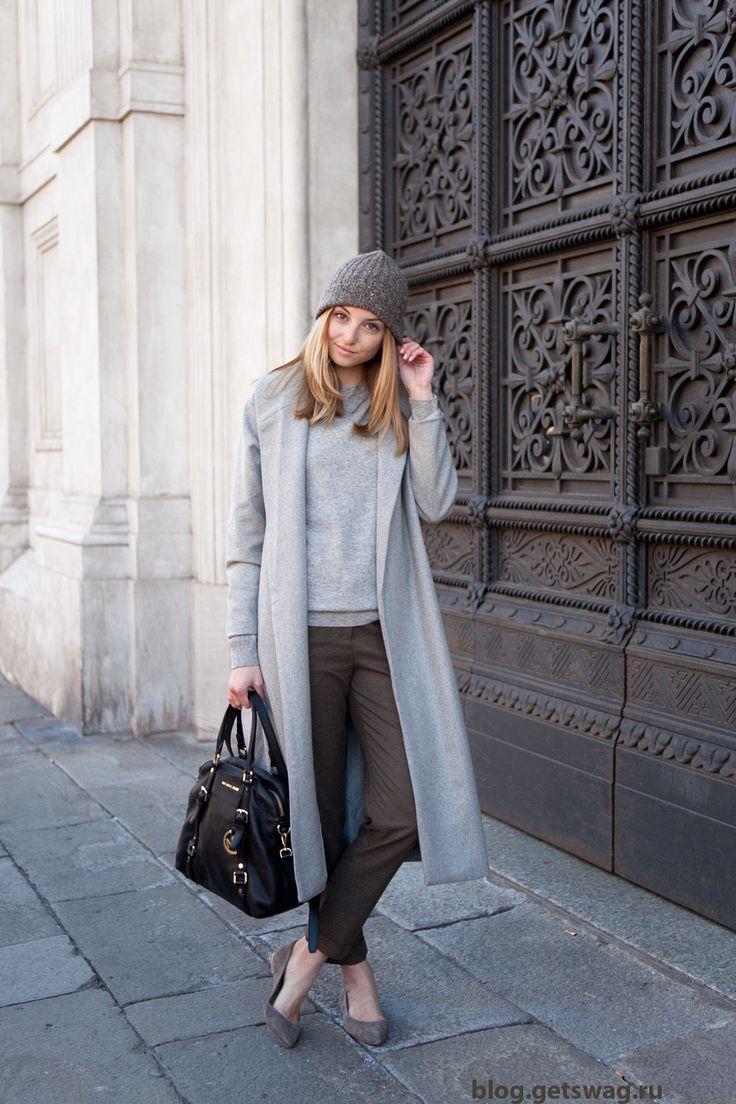 080320153 Минимализм или французский шик в одежде и образах польского блогера