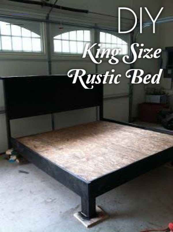 61 Easy Diy Bed Frames You Can Build On A Budget 45 Easy Diy Bed