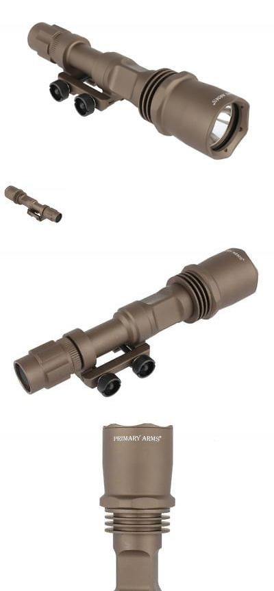 Bowhunting 159037 Primary Arms Ultimate Weapon Light 900 Lumens Gen Iv Fde Pawl 2Fdegeniv BUY IT NOW ONLY 9999 On EBay