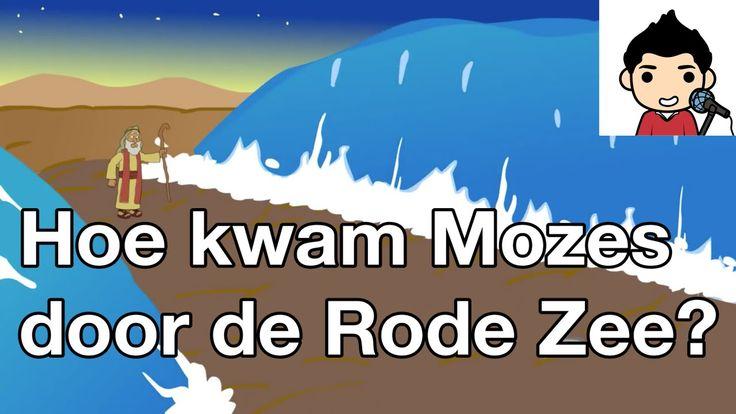#49 Hoe kwam Mozes door de Rode Zee - Bijbelliedjes