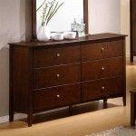 Coaster Furniture - Tamara Bedroom Dresser - 201153 #coasterfurniturebedroom #coasterfurnituredressers