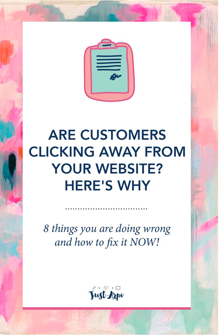 Are customers click away from your website - I have recently come across more than 5 websites that were DIY'd by the website owner and it was obvious that she did it herself or just gave it to an amateur developer. Do you have a website? Have you DIY'd it yourself? or Are you planning to DIY it? Whatever it is. Keep these small but super important pointers in mind and you are on your way to building a website that is professional looking and is appealing to your audience.