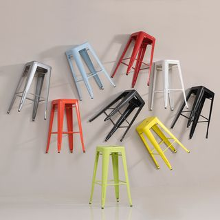 Tabouret Tangerine Metal 24-inch Counter Stools (Set of 2) | Overstock. & Best 25+ Metal counter stools ideas on Pinterest | Stools Bar ... islam-shia.org