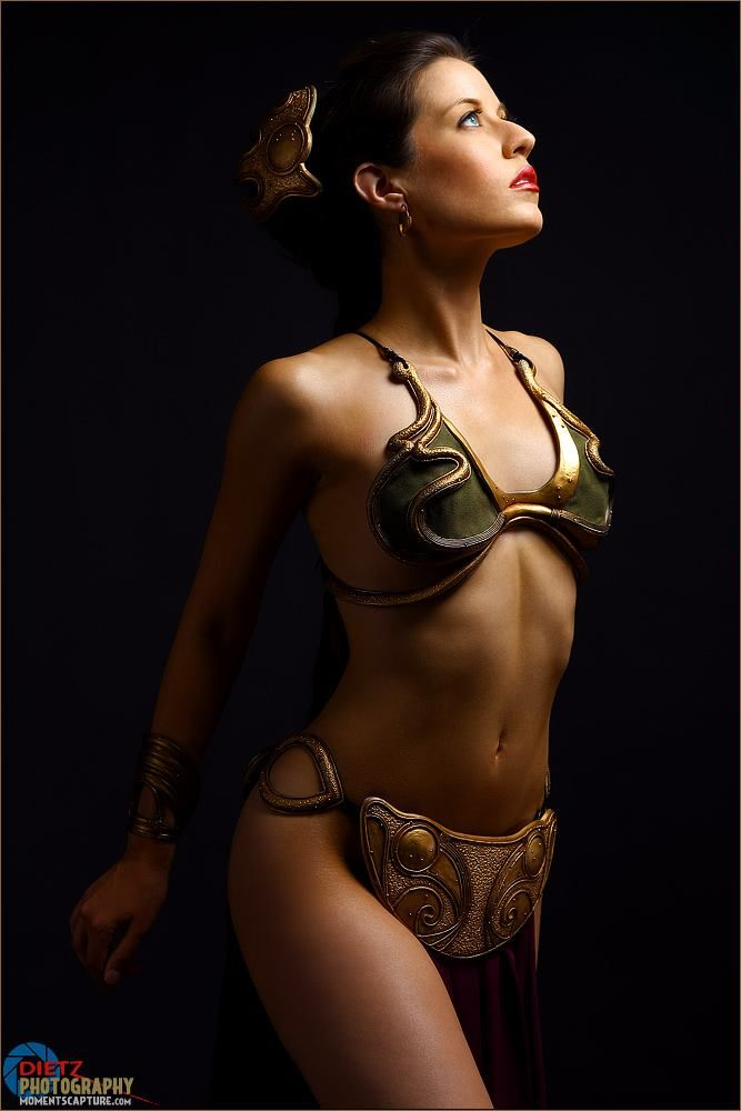 Star wars princess leia sexy