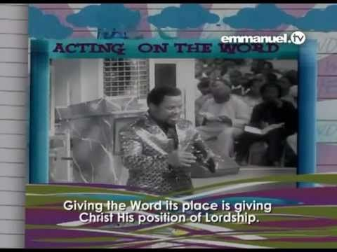 Acting On The Word Part I