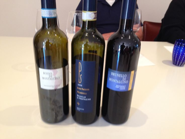 Wines from Siro Pacenti, Montalcino