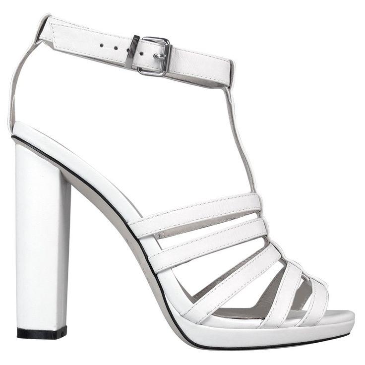 Wittner | Marzie White Heels