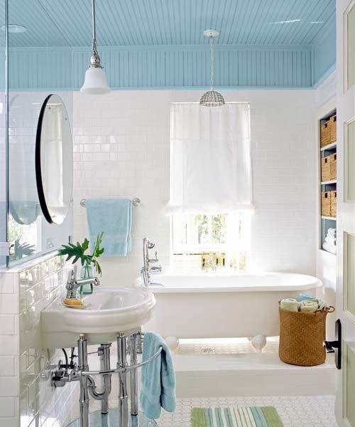 Bathroom Beadboard Ideas: 63 Best Images About Summer Interiors On Pinterest