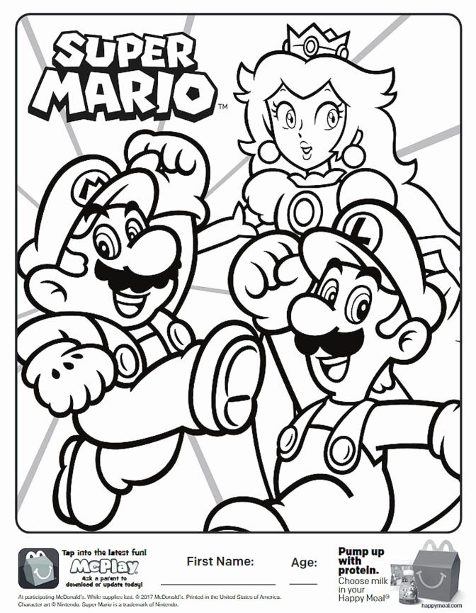 Super Mario Coloring Book Luxury Coloring Book 41 Fabulous Super Mario Coloring Super Mario Coloring Pages Mario Coloring Pages Valentine Coloring Pages