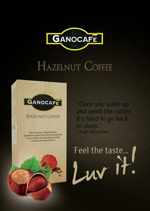 Gano Excel mogyorós kávé