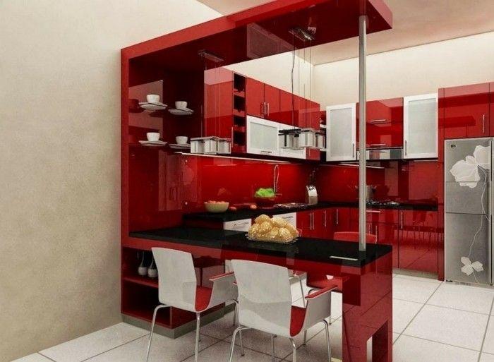 809 best Küchen \/ Kitchens \/ køkken images on Pinterest - küchenwände neu gestalten