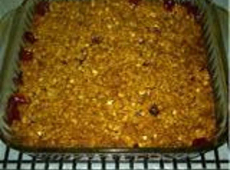 Apple Crisp OR Cherry Apple Crisp: Apples Crisp Recipes, Apple Crisp Recipes, Cherries Crisp Recipes, Apple Crisps, Cherries Apples, Apples Slices, Apples Crisp Delish, Cherry Apple, Cherries Pies Fillings