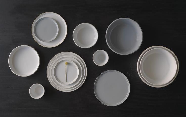 Norli tableware from by Lassen