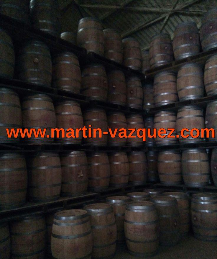 Used Barrels; wine barrels; barricas