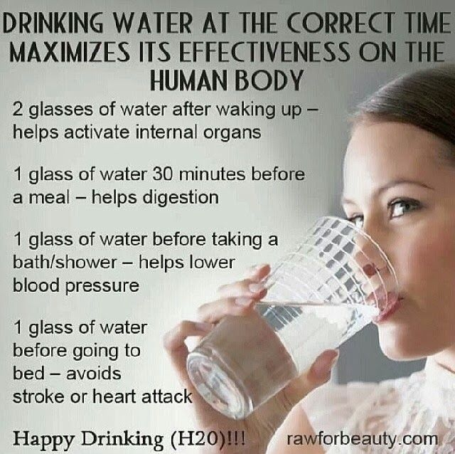 Fit Friday Tip! How to Drink More Water!