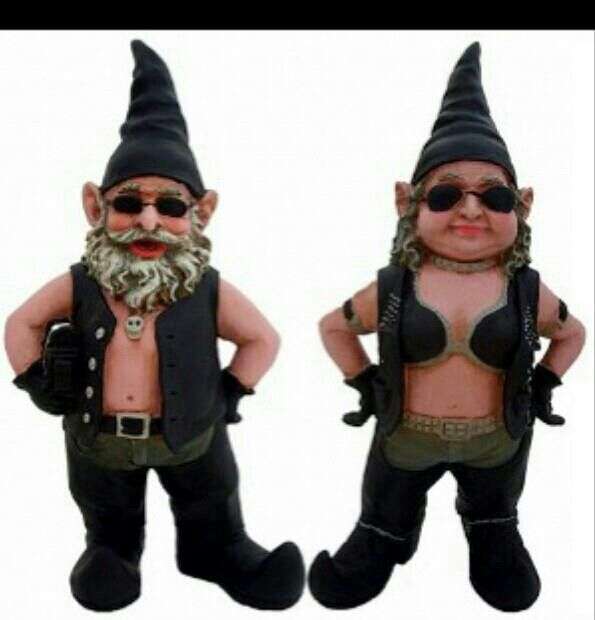 Gnome In Garden: 31 Best Gnomes Images On Pinterest