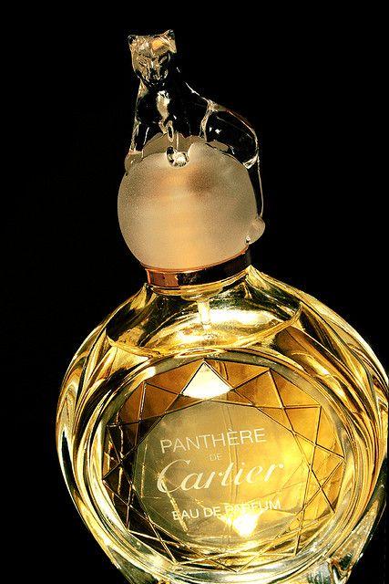 Parfum Cartier panthère  eau de parfum.