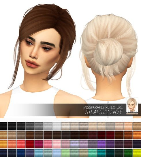 Miss Paraply: Stealthic Envy: solids • Sims 4 Downloads