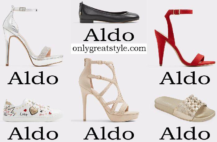 come acquistare modelli di grande varietà Super carino Aldo shoes spring summer 2018 women's new arrivals | Fashion ...