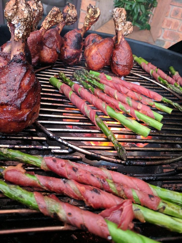 how to cook prosciutto wrapped asparagus
