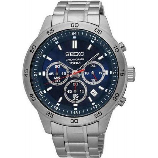 FREE SHIPPING #amazing #beautiful #accessories #timeless #time #Seiko #watches #lifestyle #design #fashion #mensfashion #sks517p1 #Neosport https://feeldiamonds.com/swiss-luxury-watches-for-men-women/seiko-watches-offers-online/seiko-sks517p1-neo-sport-stainless-steel-strap-mens-watch