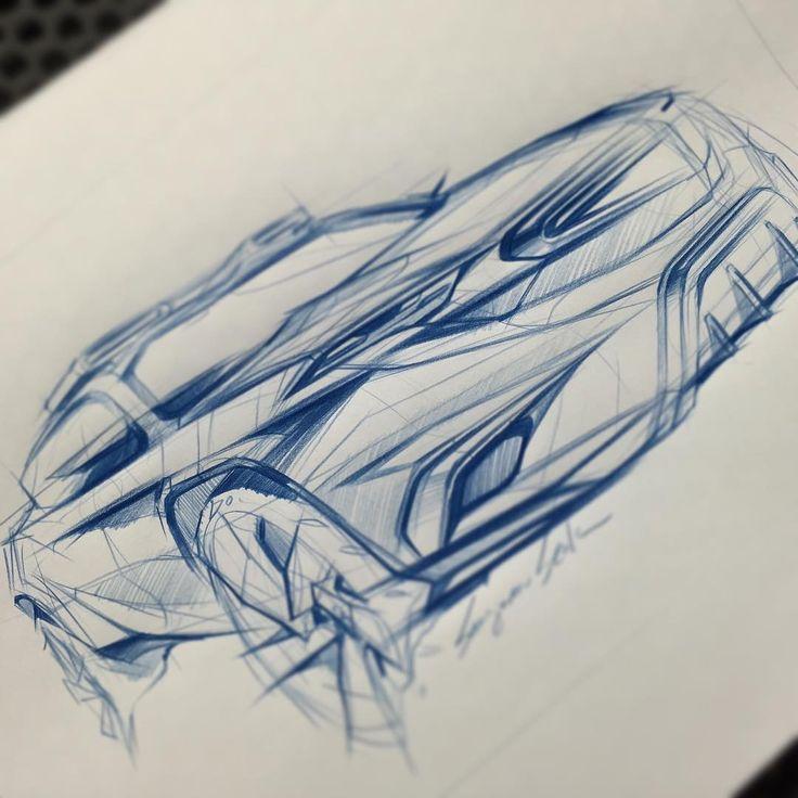 """Car Sketch & Design www.skeren.co.kr #cardesign #carideasketch #carsketch #자동차디자인 #자동차렌더링 #자동차스케치 #howtosketch #howtocarsketch"""