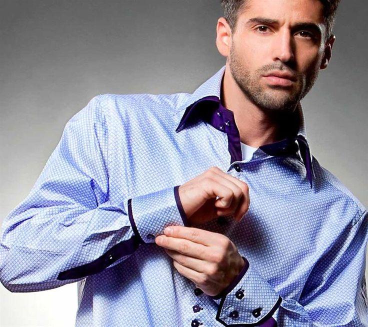Мужские рубашки и костюмы