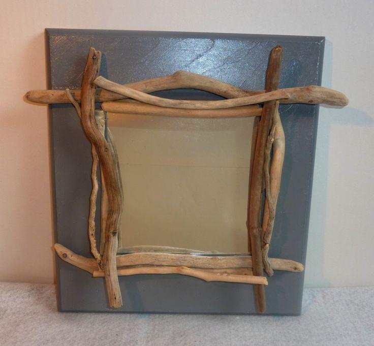 17 meilleures images propos de miroirs bois flott sur for Atelier bois flotte