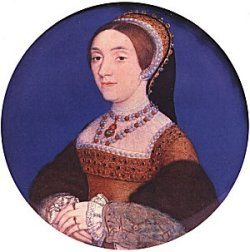 Catherine Howard.  Wife five.  http://englishhistory.net/tudor/monarchs/howard.html