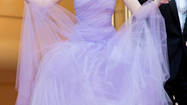 Elle Fanning on Dressing For Her Height and That Amazing Rodarte Cannes Gown
