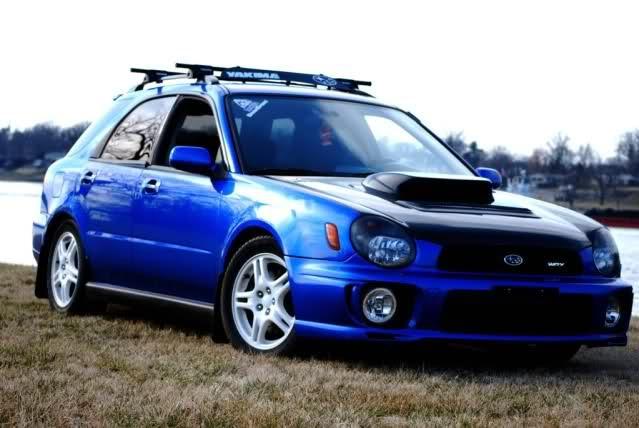 2002 Subaru Quot Bugeye Quot Wrx Impreza Wagon Vehicles I Ve