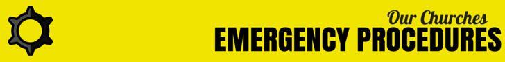 EMERGENCY PROCEDURES Template