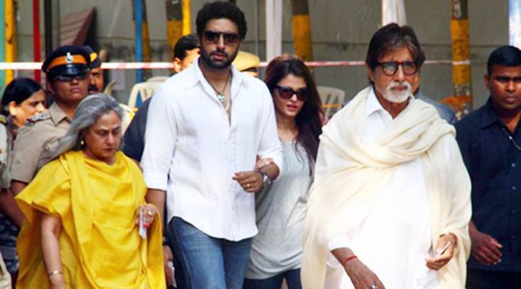Wed be happy: Abhishek Bachchan on Bachchan family working in a film together
