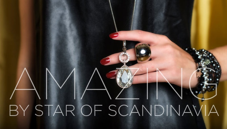 One of my favourite pendants from STAR OF Scandinavia.