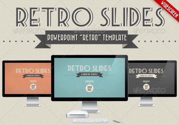 19 Vintage PowerPoint Templates