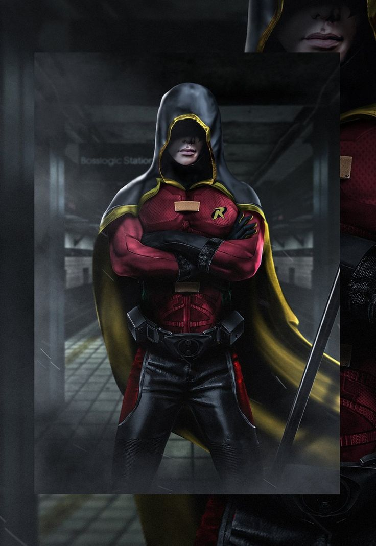 ryan potter robin tim drake costume What Ryan Potter Could Look Like as Robin