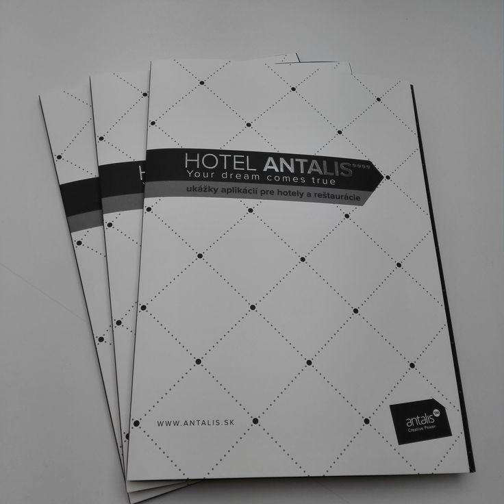 Hotelová zložka pre ANTALIS